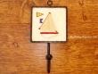 Colgador Perchero - 15 cm. (Modelo Barco)