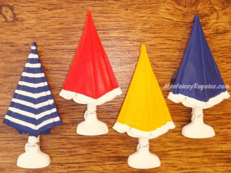Imanes nevera - Modelo SOMBRILLAS (4 colores para elegir)