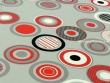 Manteles Antimanchas Poliéster - Modelo DIANAS - Rojo