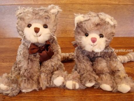Gatitos de Peluche MACIEK (gatito y gatita)