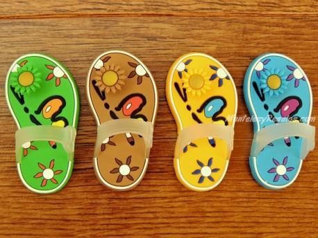 Imanes de nevera - Modelo ZAPATILLAS SOL (4 colores para elegir)