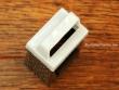 Imán para nevera - Modelo RALLADOR COCINA (Modelo Plástico blanco)