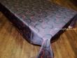 Mantel Antimanchas de Poliéster - Modelo CINTAS - Rojo