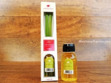 Recambio Difusor Perfume de PAPAYA - 100 ml.