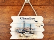 Placa marinera para puertas - 14 cm. (Modelo Chambre)