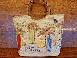 Bolso de playa mediano NORTH SHORE de Pe Florence