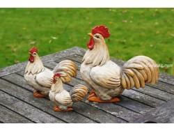 Gallo de decoración (3 tamaños para elegir)