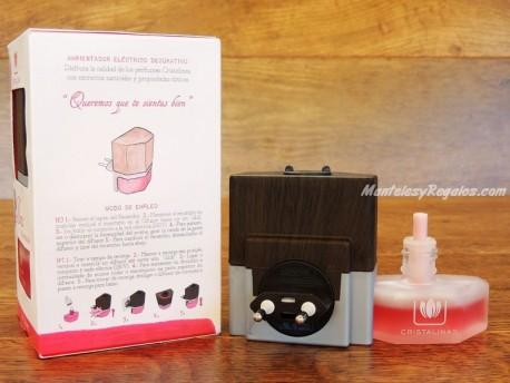 Difusor de perfume eléctrico - MORAS y FRAMBUESAS
