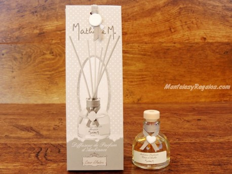 Difusor de perfume de CORAZÓN DE ÁMBAR