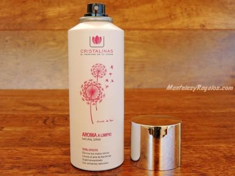 Ambientador natural de hogar AROMA A LIMPIO - 200 ml.