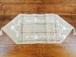 Camino de mesa - Modelo CAMPESTRE beige - 40 x 150 cm.