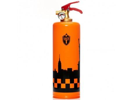 Extintor decorado - Modelo SKY LINE NUEVA YORK