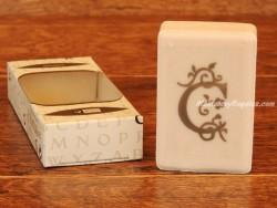 Jabón perfumado - Letra C