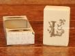 Jabón perfumado - Letra L