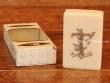 Jabón perfumado - Letra T