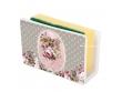 Guarda-esponjas de cerámica - Modelo MILLE ROSES