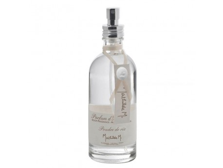 Ambientador en Spray de POLVO DE ARROZ - 100 ml.
