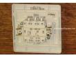 Parte trasera Interruptor eléctrico simple