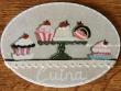 Placa para puerta cocina pasteles (Cuina)