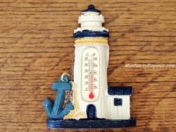 Imán nevera termómetro - Modelo FARO ANCLA