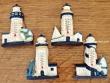 Imán nevera termómetro - (Colección de 4 modelos FARO)