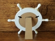 Marco de fotos modelo TIMÓN - 23 cm. diámetro (parte trasera)