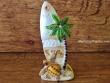 Tabla de surf base playa - 17 cm. (modelo Tortuga y palmeras)
