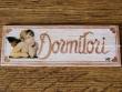 Placa para puerta dormitorio angelito (Dormitori)