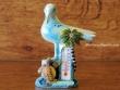 Termómetro de mesa modelo Gaviota - 10 cm. (color azul)