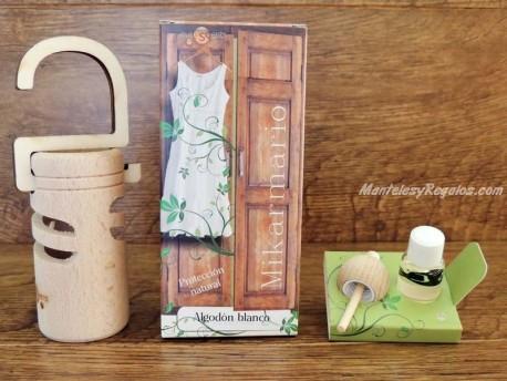 Ambientador de armario perfume ALGODÓN BLANCO