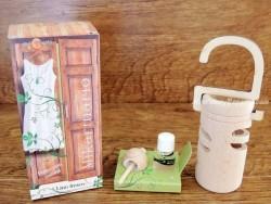 Ambientador de armario con perfume de LINO FRESCO