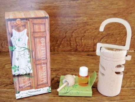 Ambientador de armario perfume MANANTIAL