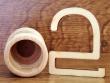 Soporte de madera para ambientador de armarios