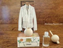 Recambio para Ambientador de armario - LIMPIO