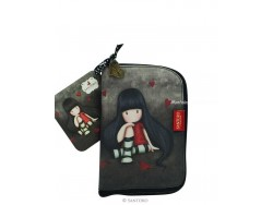 Bolsa plegable Gorjuss modelo THE COLLECTOR