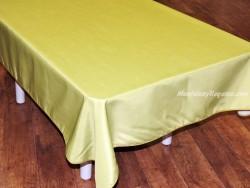 Mantel Antimanchas Poliéster - Modelo LISO - Verde claro