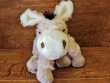 Peluche burro MARCEL (color crema)