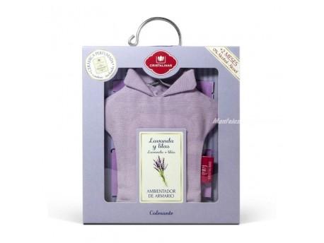 Ambientador para armarios con perfume de LAVANDA