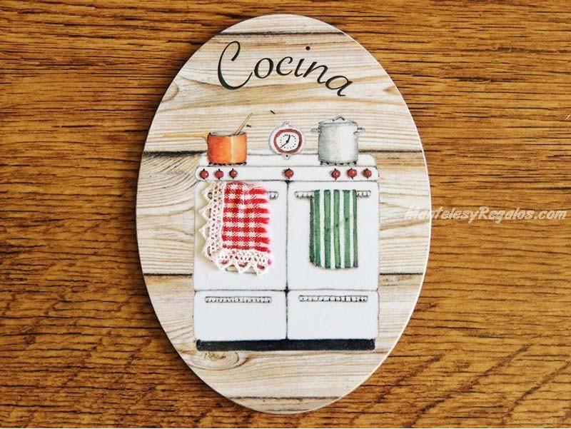Preciosa placa para puertas de cocina con fogones de gas - Placa de cocina ...
