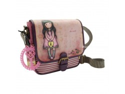Bolso bandolera Gorjuss modelo THE SECRET