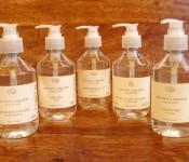 Jabón líquido para las manos