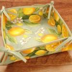 Panera de mesa modelo Limones