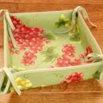 Panera de mesa modelo Racimo de uvas