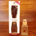 Difusor de perfume de Coco y Vainilla - 100 ml.