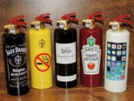 Extintores Decorados