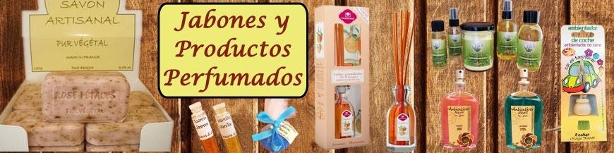 Jabones y Productos Perfumados
